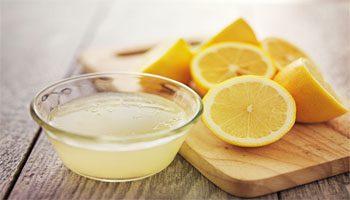 Lemon Juice For Gallbladder Pain