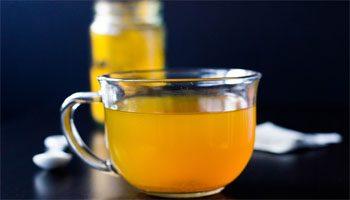 Make A Turmeric Tea For Gallbladder Pain