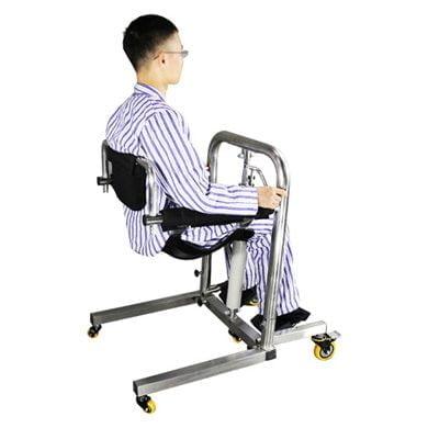 Medical transport chair