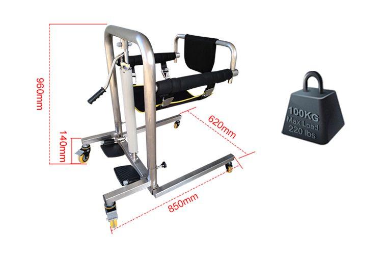 patient lift chair