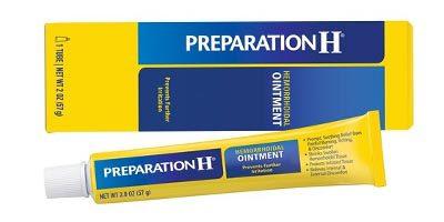 Preparation H Hemorrhoid Symptom Treatment Ointment